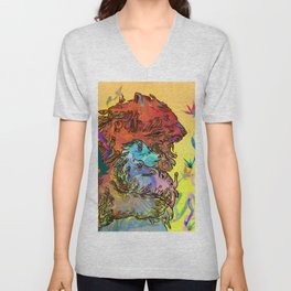 Conversion Unisex V-Neck