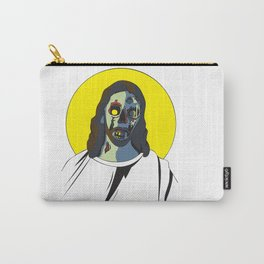 Zombie Jesus Carry-All Pouch