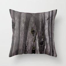 knotty Throw Pillow