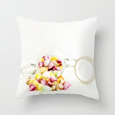 lollipop Throw Pillow