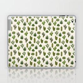 Cacti parade Laptop & iPad Skin