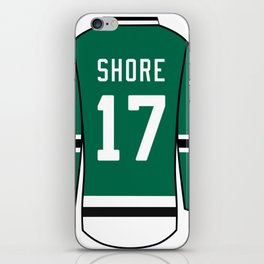 Devin Shore Jersey iPhone Skin