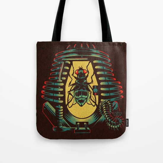 THE FLY: TELEPOD Tote Bag