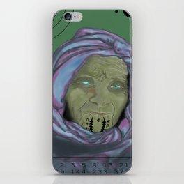 Athena Doric iPhone Skin