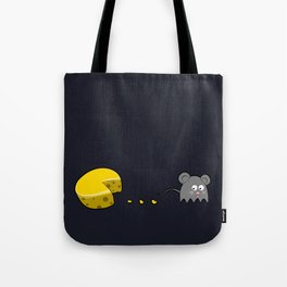 Cheese and Mouse Tote Bag