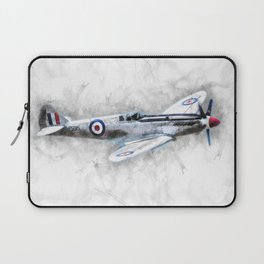 Spitfire Sketch Laptop Sleeve