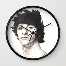 starr crowned... Wall Clock