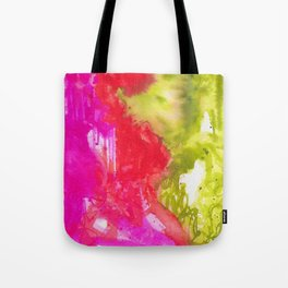 Intuitive - Karla Leigh Wood Tote Bag