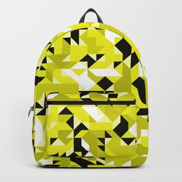 Off-Beat Geometric Shapes V.17 Backpack