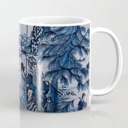 17th Century Delftware Chinoiserie Coffee Mug