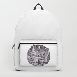 School of Witchcraft and Wizardry Backpack