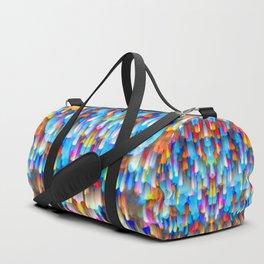 Colorful digital art splashing G397 Duffle Bag