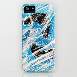 Frozen Fish iPhone Case