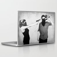 splatter Laptop & iPad Skins featuring Splatter by Brandon Juarez