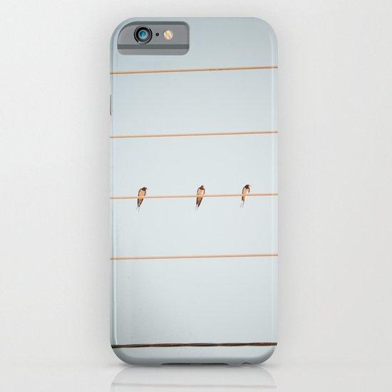 The Three iPhone & iPod Case