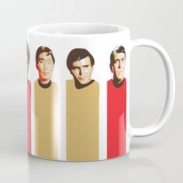 Star Trek TOS Graphic Print Coffee Mug