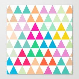Geometric Pattern IV Canvas Print