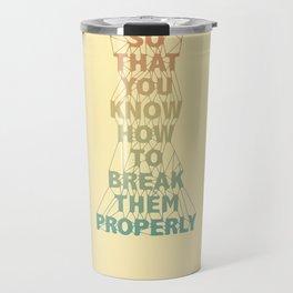 Life Lesson #5 Travel Mug