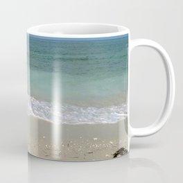 Obligatory Beach Scene Coffee Mug