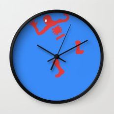Does Whatever A Spider Can Wall Clock