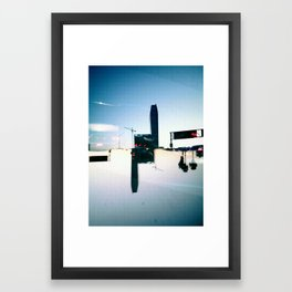 Landscapes (Los Angeles #5) Framed Art Print