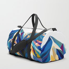 Mountains cold Duffle Bag