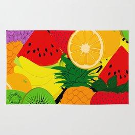 Fruits Pattern Rug