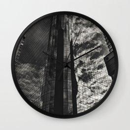 Scraper 001 Wall Clock