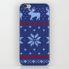 Winter Lovers Christmas iPhone & iPod Skin
