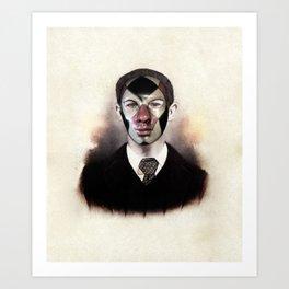 S.A.D. Art Print