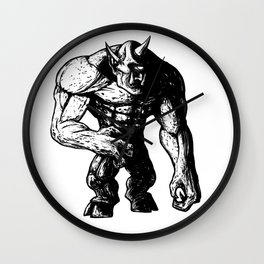 Cyclops A1 Wall Clock