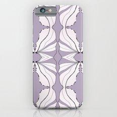 Lavender Wings Slim Case iPhone 6s