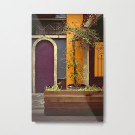Juxtapoz Metal Print
