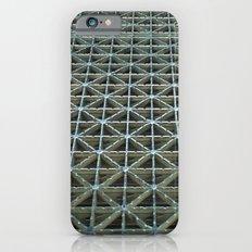 Iron Grid  iPhone 6s Slim Case