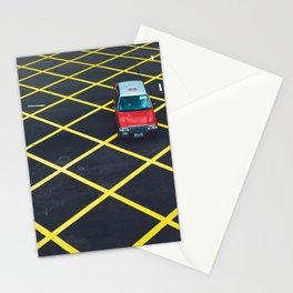 HK Taxi Stationery Cards