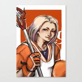 Renee Walker Canvas Print