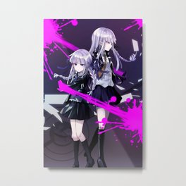 Danganronpa Metal Print