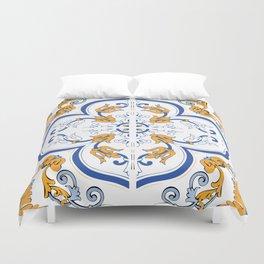 Azulejo Portugues 2 Duvet Cover