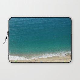 Italian Beach 1 Laptop Sleeve
