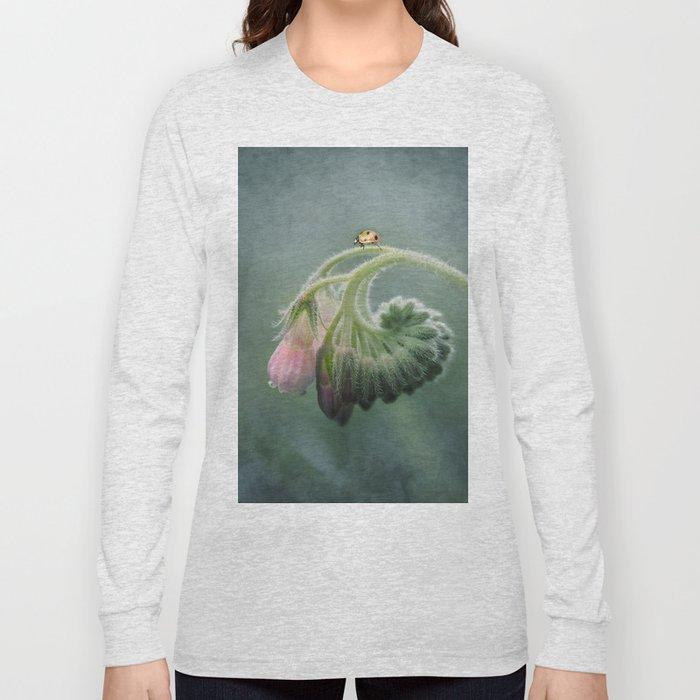 Do Ladybirds sleep at night? Long Sleeve T-shirt