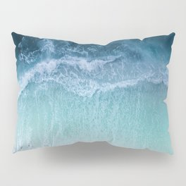 Turquoise Sea Pillow Sham