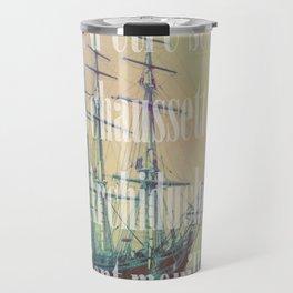 Chaussettes archiduchesse Travel Mug