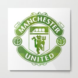 Football Club 14 Metal Print