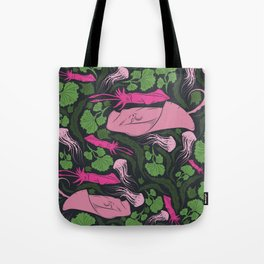 Underwater Pattern #6 Tote Bag