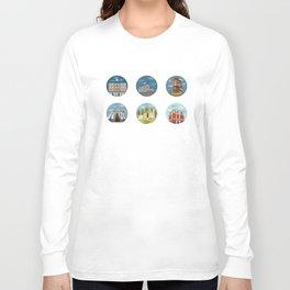 HP- Locations Long Sleeve T-shirt
