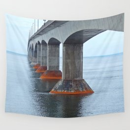 Under the Bridge in PEI Wall Tapestry