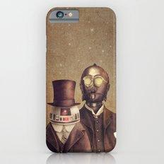Victorian Robots  iPhone 6 Slim Case