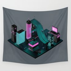 Nippon 2061 Wall Tapestry