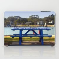 relax iPad Cases featuring Relax! by Chris' Landscape Images & Designs