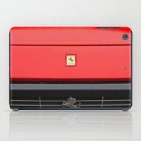 ferrari iPad Cases featuring Ferrari 1 by Rainer Steinke